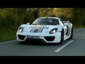 39th International Porsche