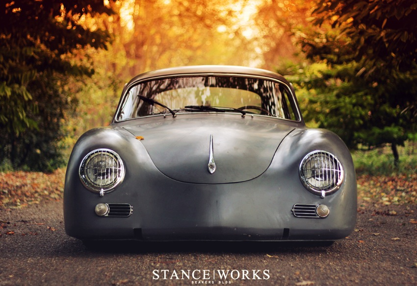 Gorgeous 356 Outlaw Video - Film - Porsche Clic Club Danmark