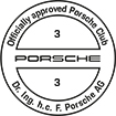 Officially approved Porsche Club 3