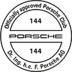 Officially approved Porsche Club 144