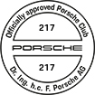 Officially approved Porsche Club 217