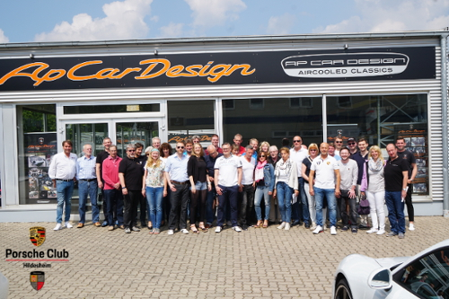PC Hildesheim bei AP Car Design