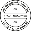 Officially approved Porsche Club 65