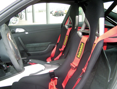 997 gt3 2006 ppp test 1965 2006 ppp testverslagen for Interieur 997