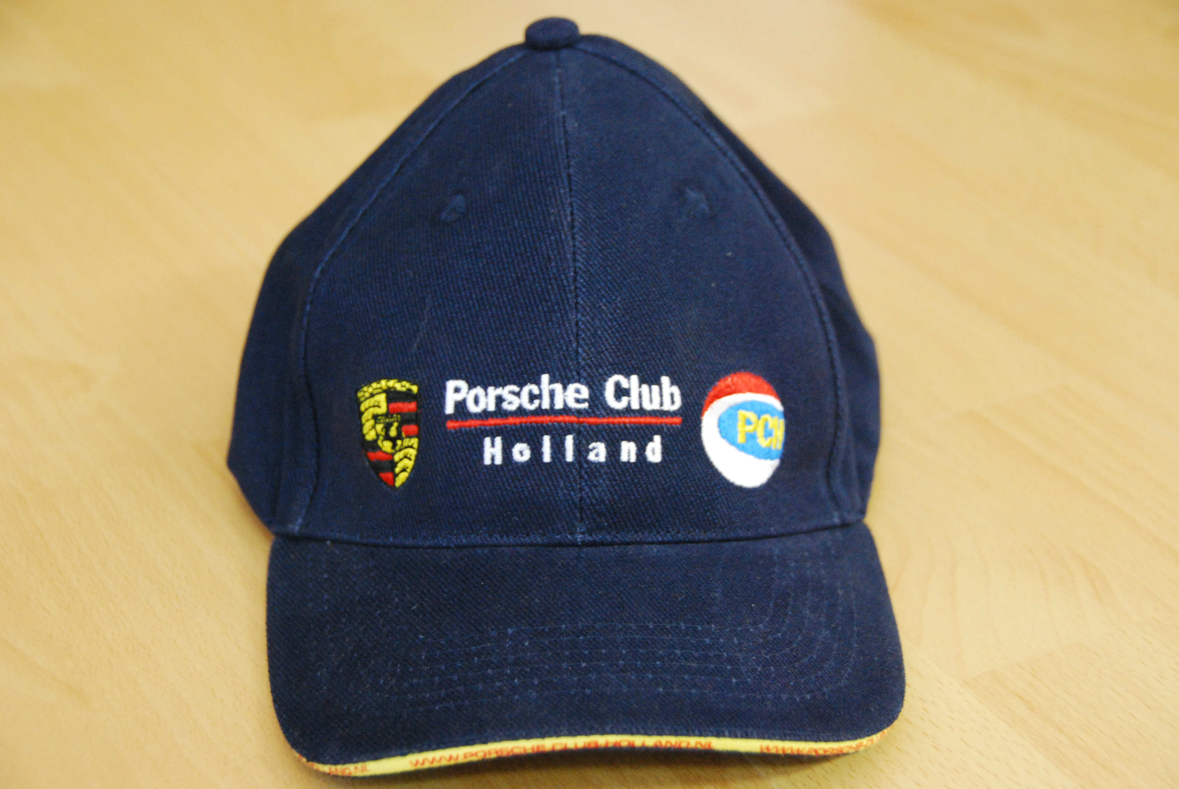 Shop Porsche Club Holland